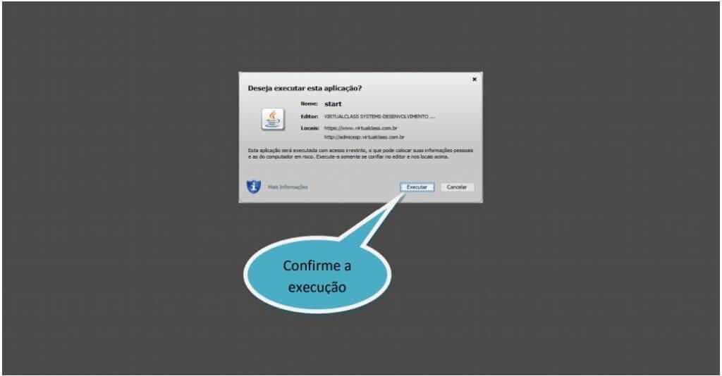 Manual de Acesso APP VirtualClass 10