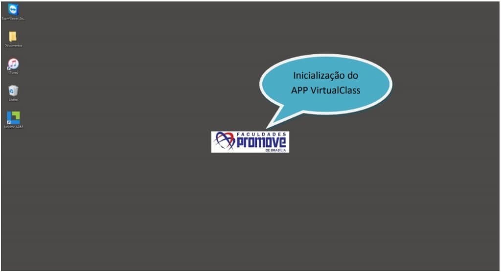 Manual de Acesso APP VirtualClass 11